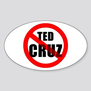 No Ted Cruz Sticker