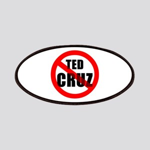 No Ted Cruz Patches