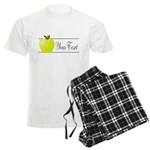 Personalizable Green Apple Pajamas