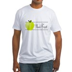 Personalizable Green Apple T-Shirt