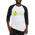 Personalizable Green Apple Baseball Jersey