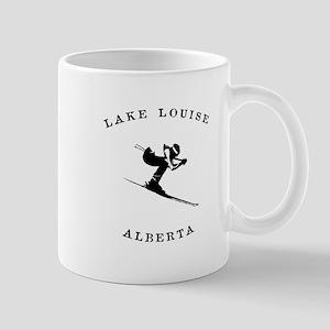Lake Louise Alberta Canada Mugs