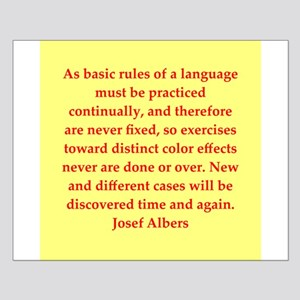albers3 Small Poster