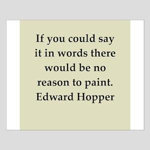 hopper5 Small Poster