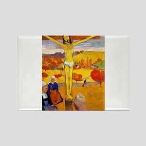 paul gauguin Rectangle Magnet