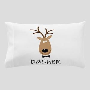Dasher Pillow Case
