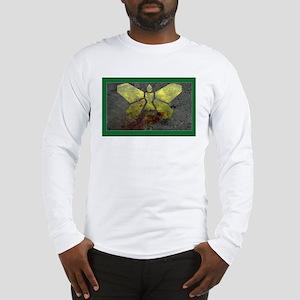 Golden Moth Chemical Logo Long Sleeve T-Shirt
