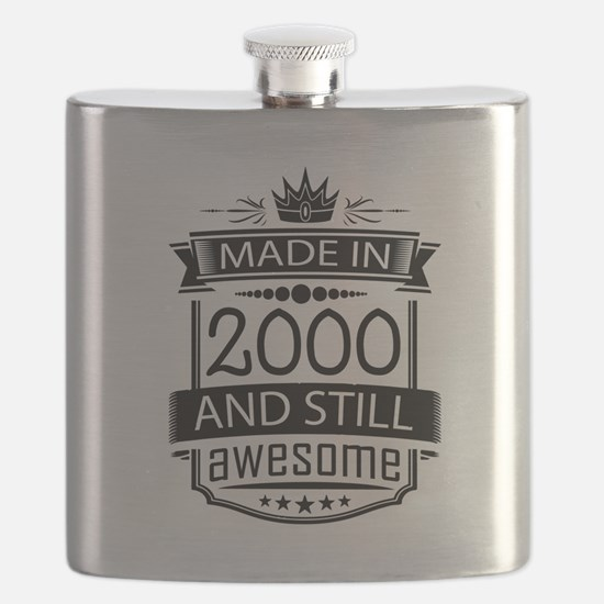 Made In 2000 And Still Awesome Flask