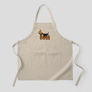Australian terrier Boss BBQ Apron