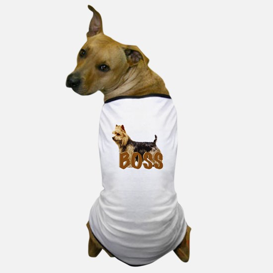 Australian terrier Boss Dog T-Shirt