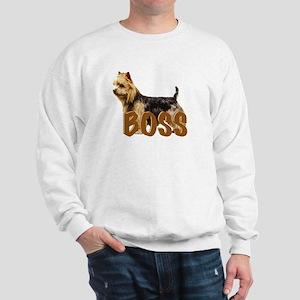 Australian terrier Boss Sweatshirt