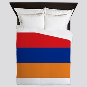 Armenian flag Queen Duvet
