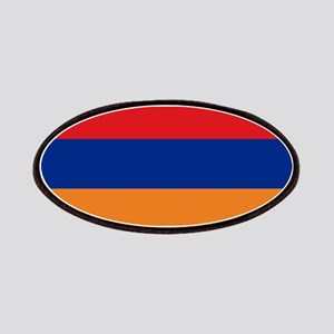 Armenian flag Patches