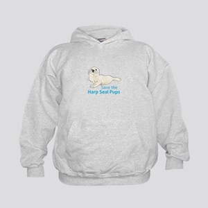 SAVE THE HARP SEAL PUPS Hoodie
