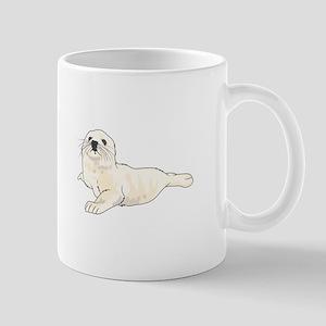 HARP SEAL PUP Mugs
