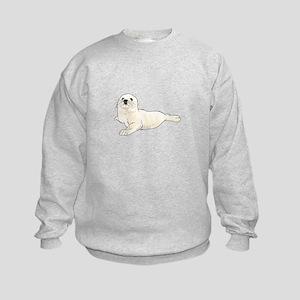 HARP SEAL PUP Sweatshirt