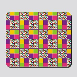 Ladybug Multi-Color Twin Duvet Mousepad