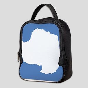 Antarctic flag Neoprene Lunch Bag