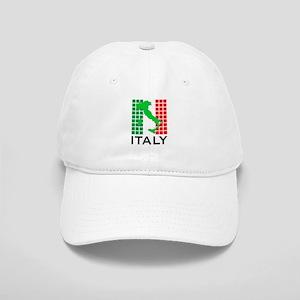 italy flag 03 Cap