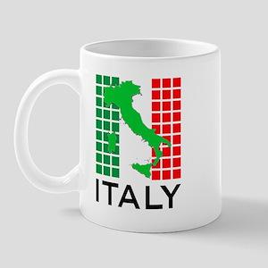 italy flag 03 Mug