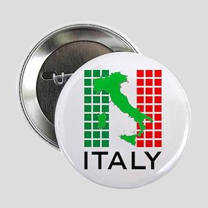 """italy flag 03 2.25"""" Button"""