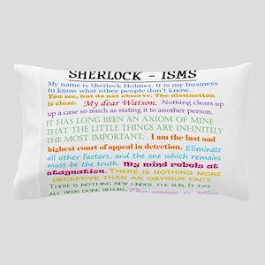 Sherlock-isms Pillow Case
