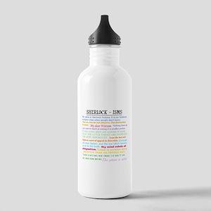 Sherlock-isms Water Bottle