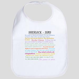 Sherlock-isms Bib