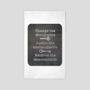 Change the Changeable Area Rug