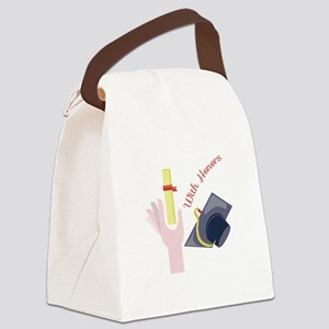 With Honors Canvas Lunch Bag