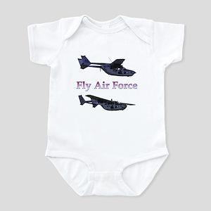 Air Force O-2 Infant Bodysuit