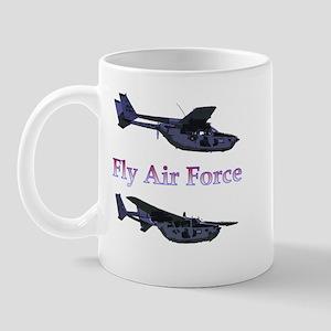 Air Force O-2 Mug