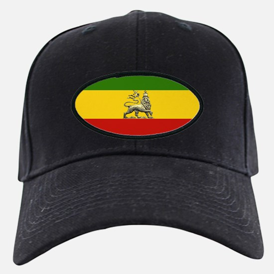 Rasta Lion Of Judah Baseball Hat Baseball Hat