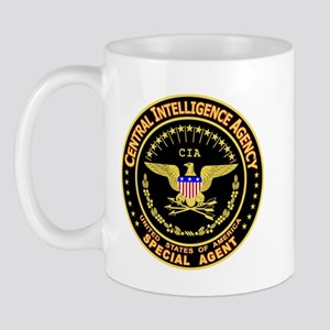 CIA CIA CIA Mug