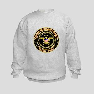 CIA CIA CIA Kids Sweatshirt