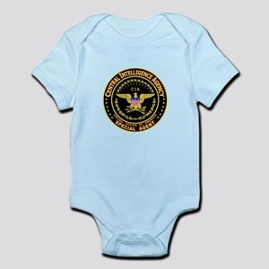 CIA CIA CIA Infant Bodysuit
