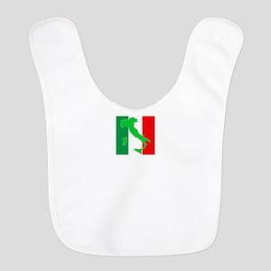 italy flag 06 Bib