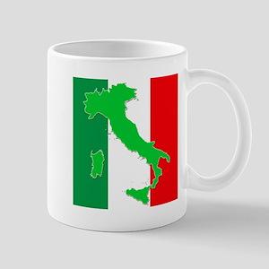 italy flag 06 Mug