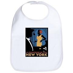 NY Jazz Bib