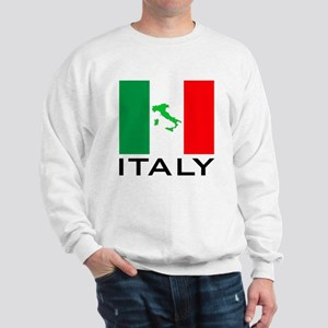 italy flag 00 Sweatshirt