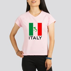 italy flag 00 Performance Dry T-Shirt