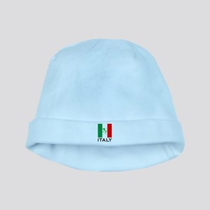 italy flag 00 baby hat