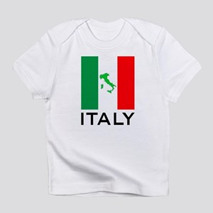 italy flag 00 Infant T-Shirt