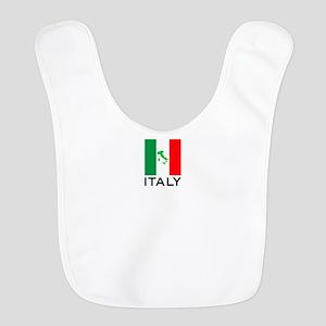 italy flag 00 Bib