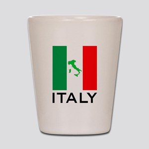 italy flag 00 Shot Glass