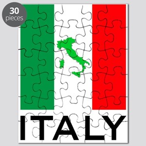 italy flag 00 Puzzle