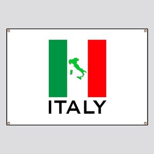 italy flag 00 Banner