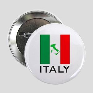"""italy flag 00 2.25"""" Button"""