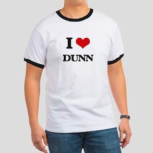 I Love Dunn T-Shirt