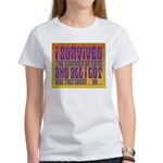 I Survived The Summer Of Love Women's T-Shirt